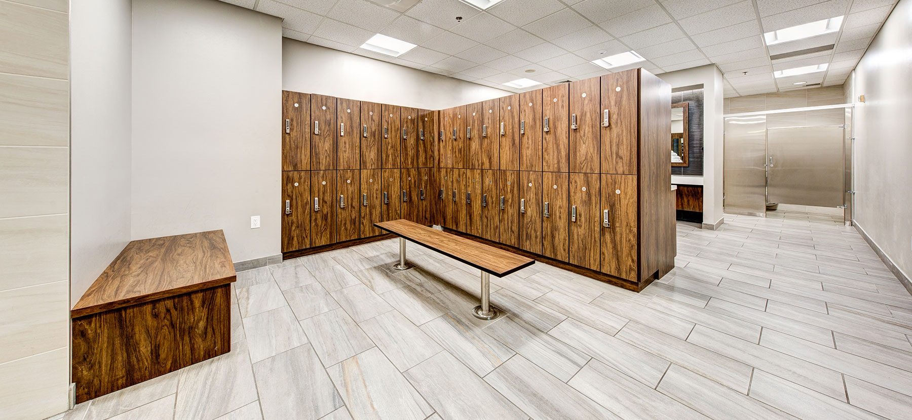 300 West Sixth Office Wellness Center Gym Lockers Group 3 Image 7