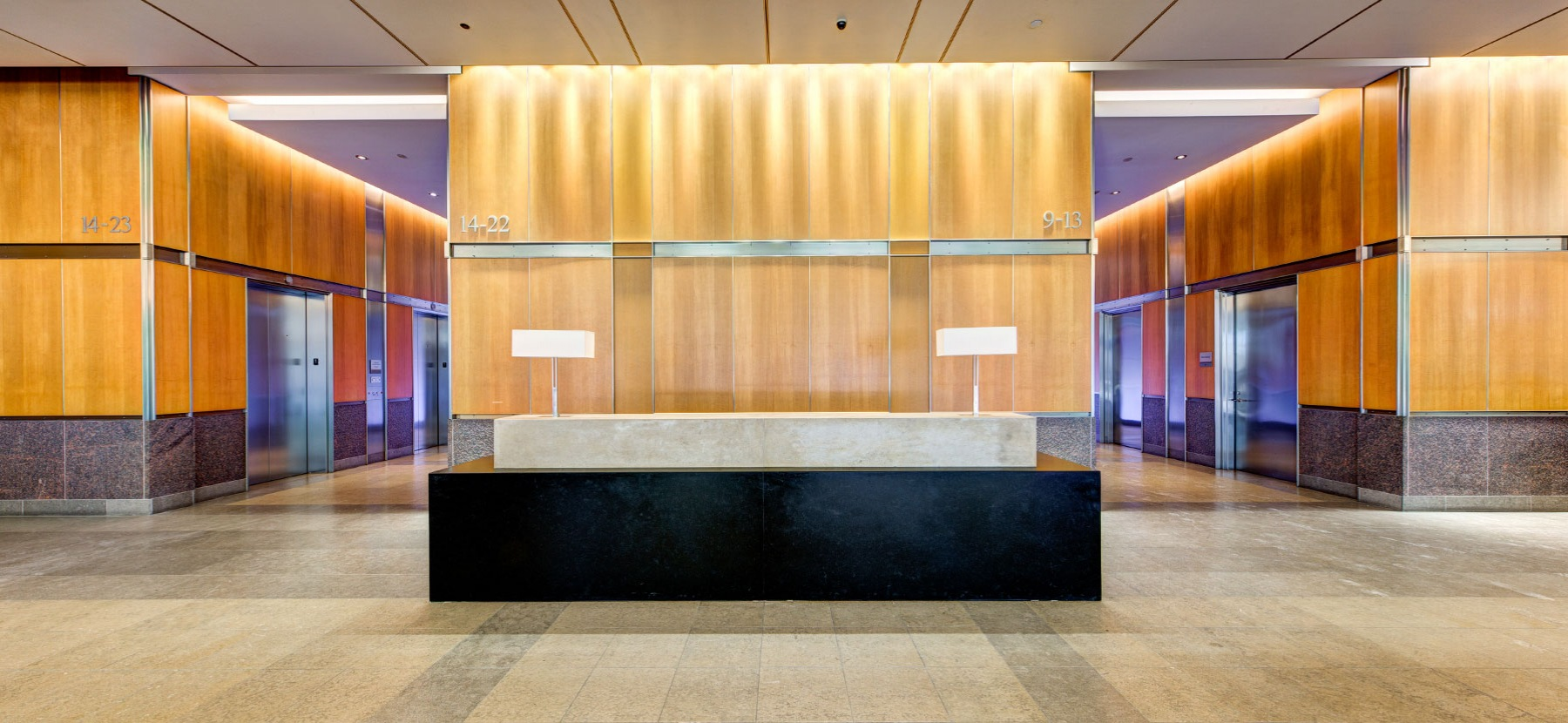 300 West Sixth Office Lobby Front Desk Group 1 Image 5